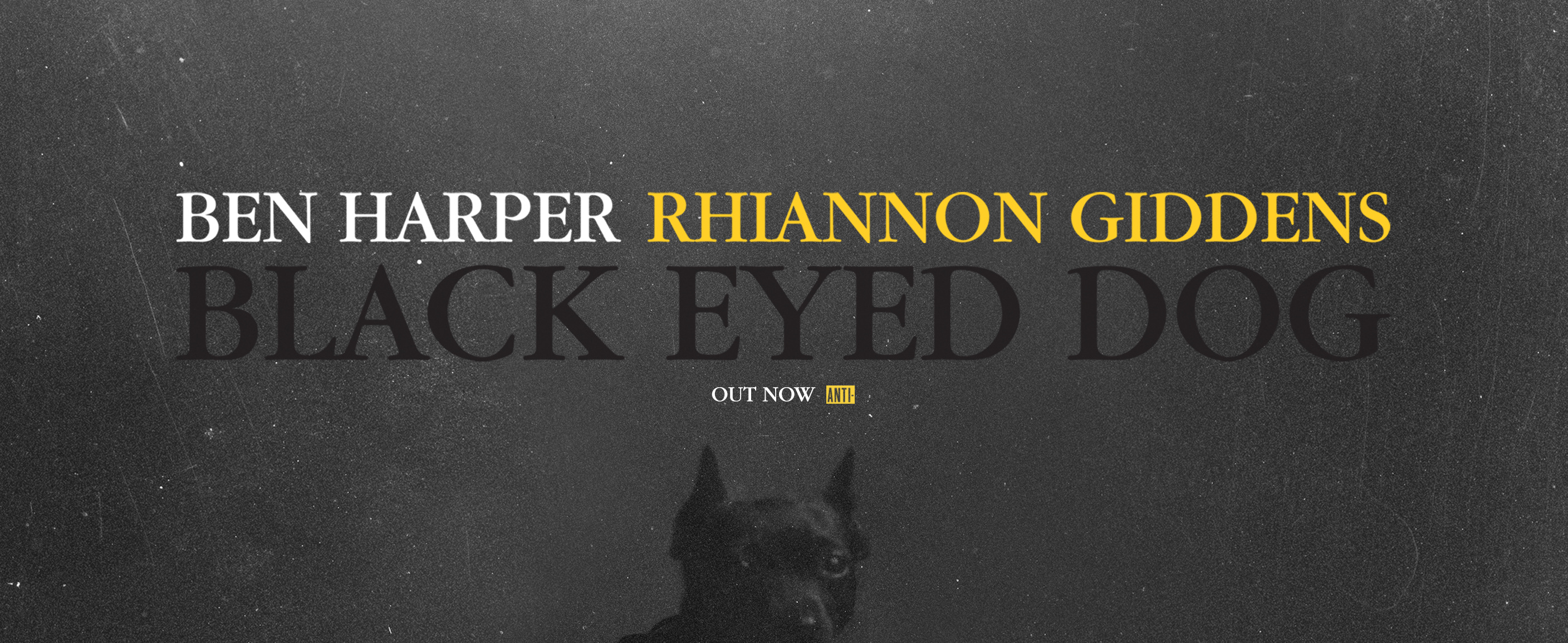Ben Harper & Rhiannon Giddens - Black Eyed Dog