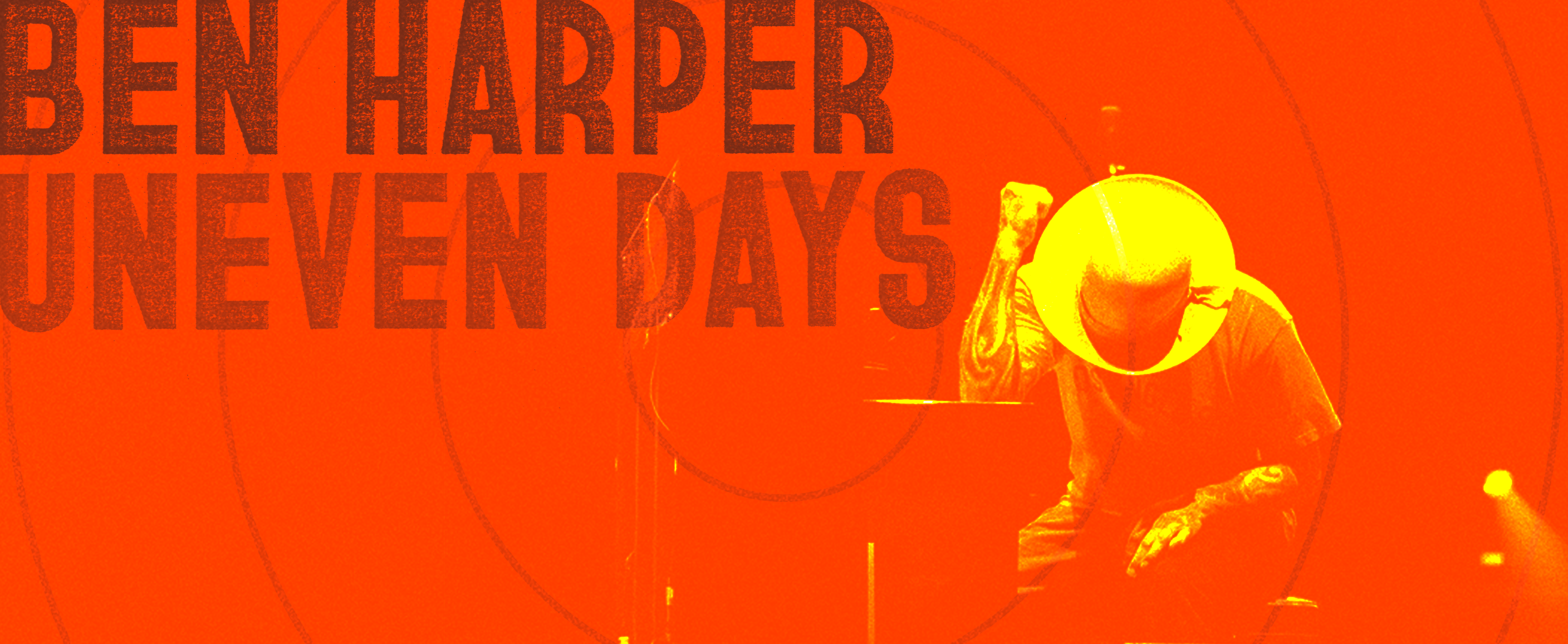 Ben Harper - Uneven Days - Available Now