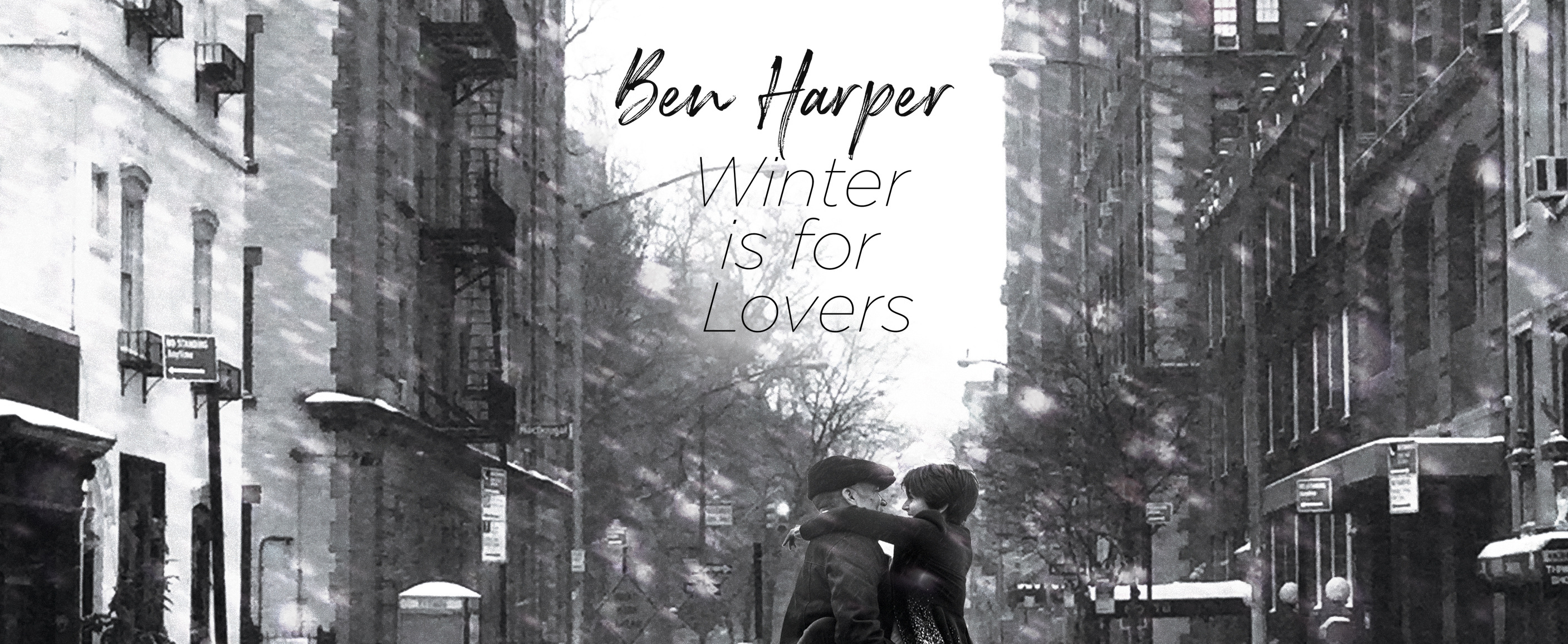 Ben Harper - Winter Is For Lovers - Preorder Now on ANTI- Records