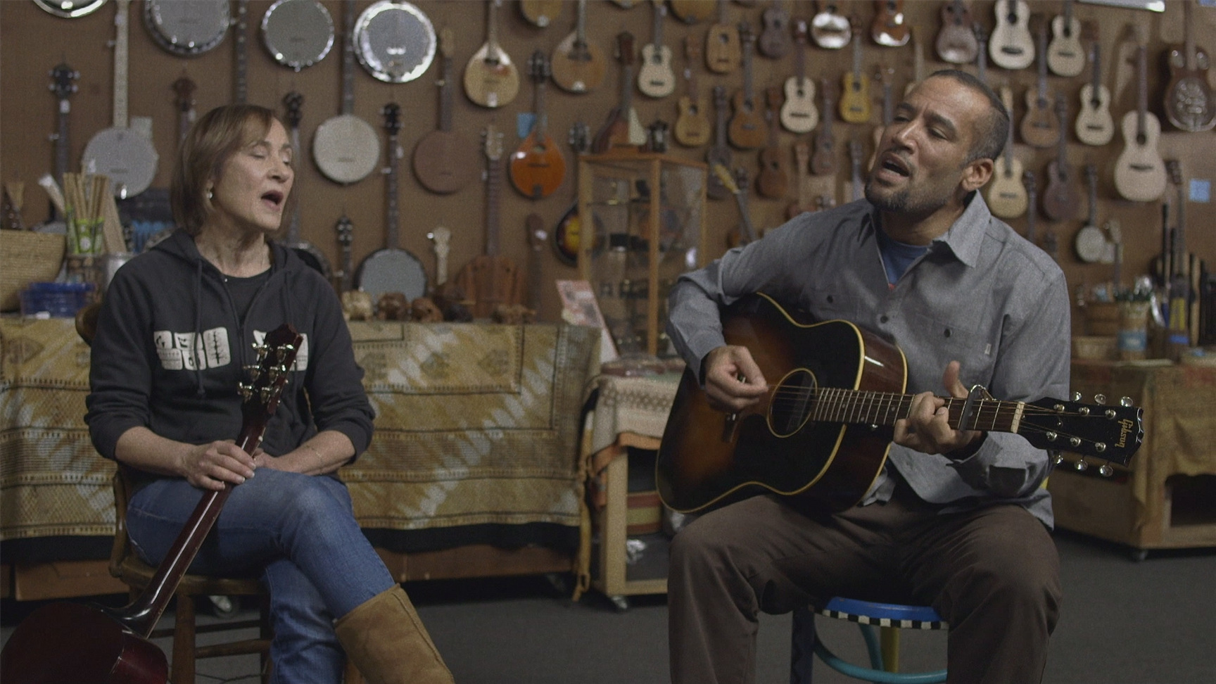 Learn It All Again Tomorrow - Ben Harper & Ellen Harper ...