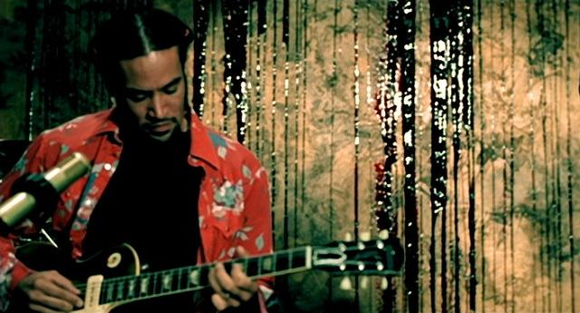 Ben harper sexualing healing guitare